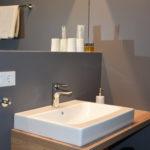 Zweibettzimmer Bad